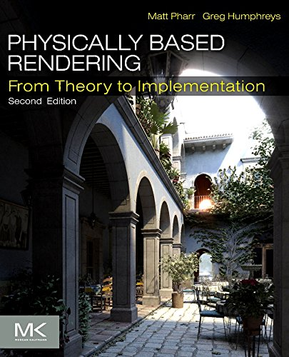 Physically Based Rendering, Second Edition: From Theory to Implementation by Morgan Kaufmann
