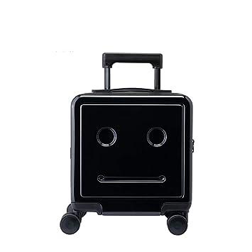 Maleta THBEIBEI Equipaje para PC Equipaje Trolley con Bloqueo por contraseña Rueda Universal Alta Capacidad para