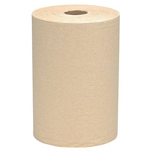Scott Hard Roll Paper Towels (02021), Natural, 400' / Roll, 12 Rolls / Case, 4,800' / Case (Commercial Tri Fold Paper Towels compare prices)