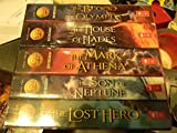 The Heroes Of Olympus - The Complete Series [Boxed Set] [Newest Set]