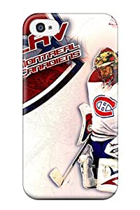 Quality DanRobertse Case Cover With Montreal Canadiens (88) Nice Appearance Compatible With Iphone 4/4s