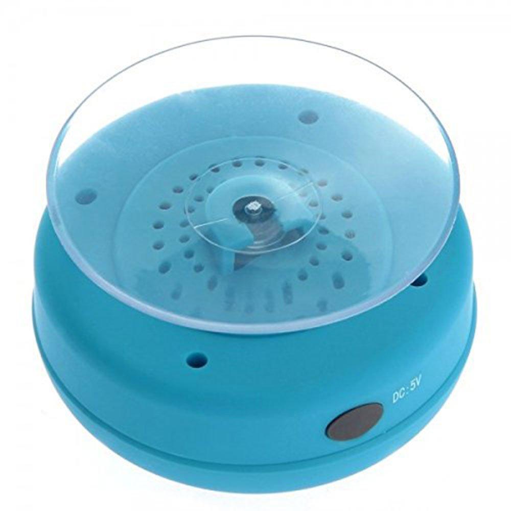 Blue Waterproof Portable Bluetooth Handsfree Image 2