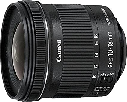 Canon B Objetivo para cámara EF S mm f IS STM