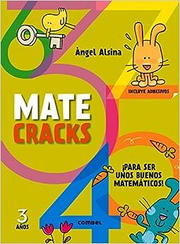 Book Matecracks 3 Anos: Para Ser Un Buen Matematico
