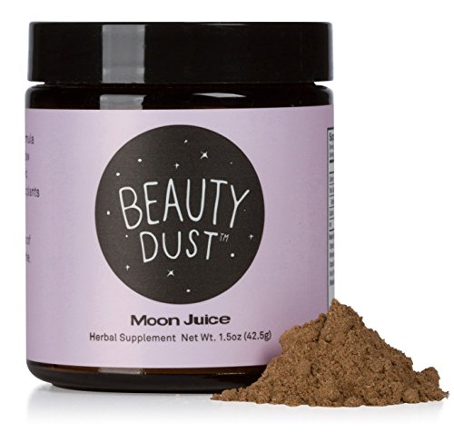 Edible Body Dust (Moon Juice - Organic + Wildcrafted Edible Radiance (Beauty Dust, 1.5 oz))
