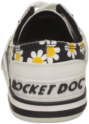 Jazzindf Nero Jazzin Dog black Sneaker Rocket Donna qTO1nWExwz