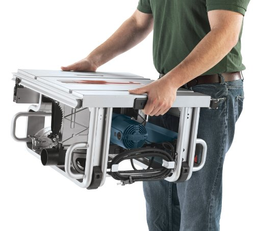 Bosch GTS1031 10-Inch Portable Jobsite Table Saw