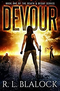 Devour by R. L. Blalock ebook deal