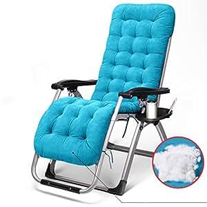 Lazy sofa Engrosamiento Plegable Perezoso Sofá Silla ...