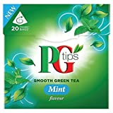 PG Tips Mint Green Tea – 20's (1.13 oz x 1) For Sale
