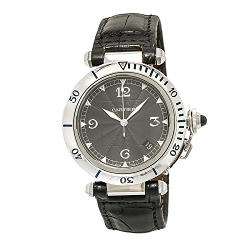 Cartier Pasha Automatic-self-Wind Mens Watch 2379 (Certified Pre-Owned)