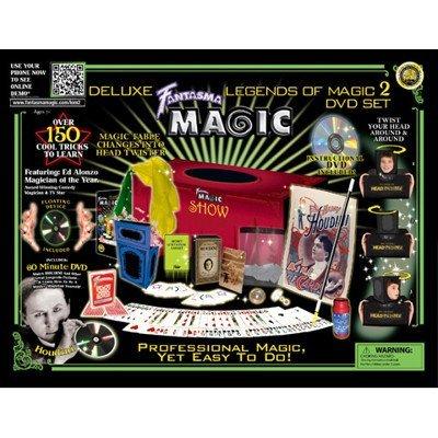 Deluxe Fantasma Legends of Magic 2 DVD Set by Fantasma