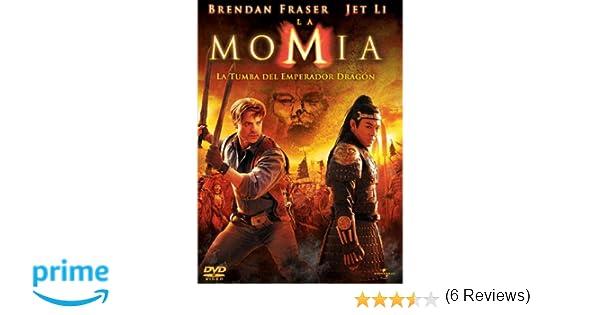 La momia: La tumba del emperador Dragón The mummy 3 DVD ...