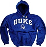 Duke Blue Devils Shirt Hoodie Sweatshirt University T-Shirt Basketball Clothing Large