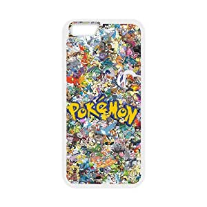 Pokemon for iPhone 6,6S Plus 5.5 Inch Phone Case Cover P6493