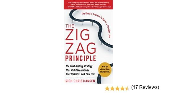 Amazon.com: The Zigzag Principle: The Goal Setting Strategy that ...
