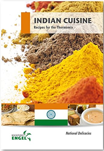 Price comparison product image Indian Cuisine - Recipes for the Thermomix