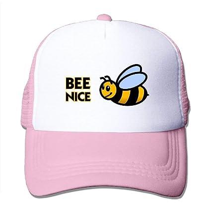 98d8dfb3c Amazon.com: Romanterry Outdoor Sports Hat - Bee Nice Bumble ...