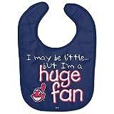 MLB Cleveland Indians WCRA1977514 All Pro Baby Bib