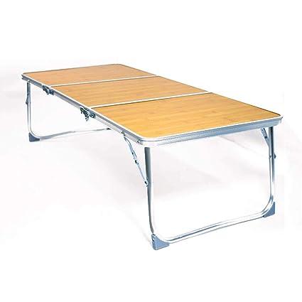 Cavalletti Pieghevoli Per Tavoli.Xue Bai Pieghevole Tavolo Leggero Extra Forza Indoor Outdoor