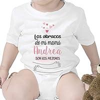 Regalo personalizado: body para bebé o camiseta infantil