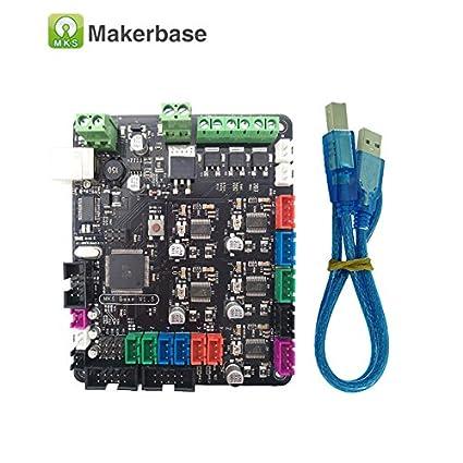 MKS Base v1.6 Reprap Impresora 3D Control: Amazon.es: Informática