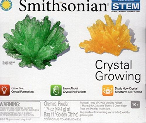 (Smithsonian STEM Crystal Growing)