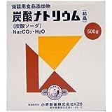 炭酸ナトリウム<蒟蒻> 500g
