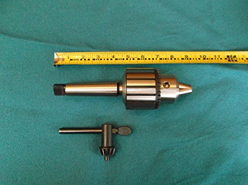 "New Heavy Duty METAL LATHE 3/4"" DRILL CHUCK FOR TAIL STOCK ON GRIZZLY G0752 METAL LATHE -  Does Not Apply"