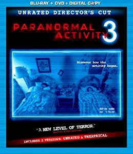 Cover Image for 'Paranormal Activity 3 (Blu-ray/DVD Combo in Blu-ray Packaging)'