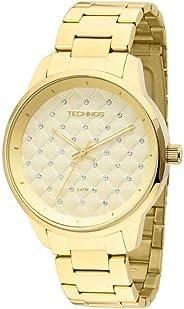 Relógio Technos Feminino Analógico Dourado - 2035LXU/4D