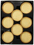 Roland Dessert Shells, Fluted, 4.4 Inch (Pack of 72)