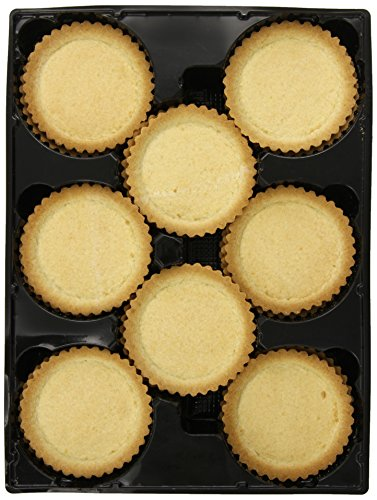 Roland Dessert Shells, Fluted, 4.4 Inch (Pack of 72) by Roland