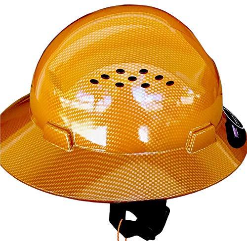 Noa Store Fiberglass hard hat (Cool Air Flow) by Noa Store