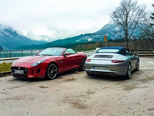 Porsche 911 Carrera Convertible - 3