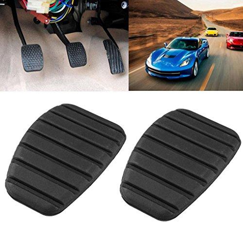 Price comparison product image Danni Brake Clutch Pedal Pad Rubber Cover For Renault Megane Laguna For Clio Kango Scenic Mk2