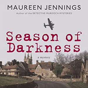 Season of Darkness Audiobook