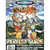 Versus Books Official Perfect Guide for Grandia Xtreme by Staff, Versus Books (September 22, 2002) Paperback