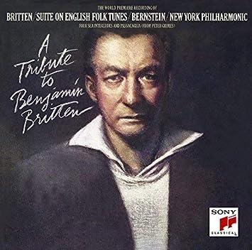 ブリテン:青少年のための管弦楽入門&「ピーター・グライムズ」より4つの海の間奏曲 他(期間生産限定盤)
