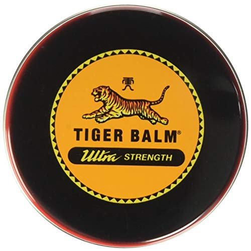 Tiger Balm Sport Rub Pain Relieving Ointment, Ultra Strength 1.70 oz - Red Ointment