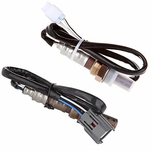 Air Fuel Ratio Oxygen Sensor,ECCPP Upstream+Downstream SG1199 234-9014 for 2003-2004 Subaru Outback Impreza Baja 2.5L 2PCS -