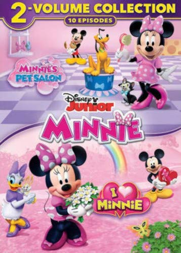 Mickey Mouse Clubhouse: 2-Movie Minnie -