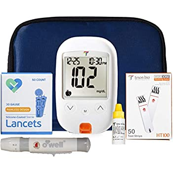 Amazon Com Denshine Diabetes Testing Kit Electronic