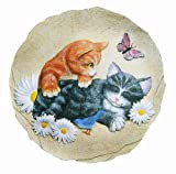 Cheap Spoontiques Kittens Stepping Stone