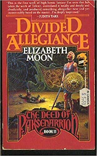 Divided Allegiance (The Deed of Paksenarrion, Book 2
