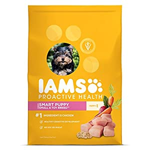Iams Dry Dog Food Chicken Proactive Health Smart Food for Puppy, 7.0 lb
