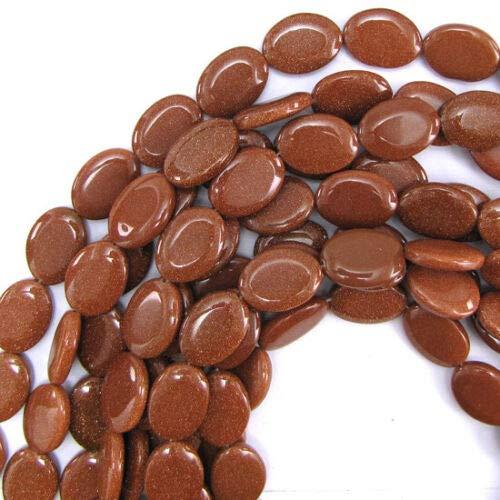 Oval Beads 16
