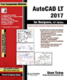 img - for AutoCAD LT 2017 for Designers book / textbook / text book
