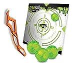 nerf poster target - Diggin Slimeball, Splat Set Green
