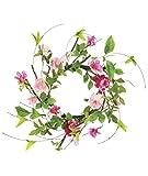 Sullivans 9'' Artificial Cherry Blossoms Wreath